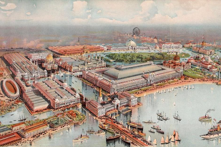 Birdseye-view-of-the-Worlds-Columbian-Exposition